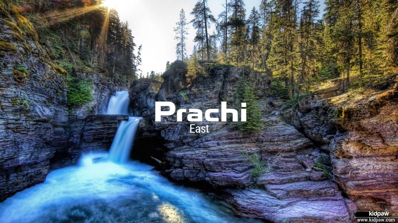 Prachi wallpaper