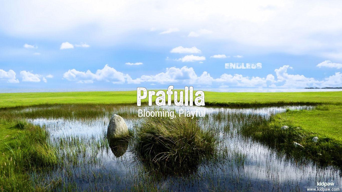 Prafulla beautiful wallper