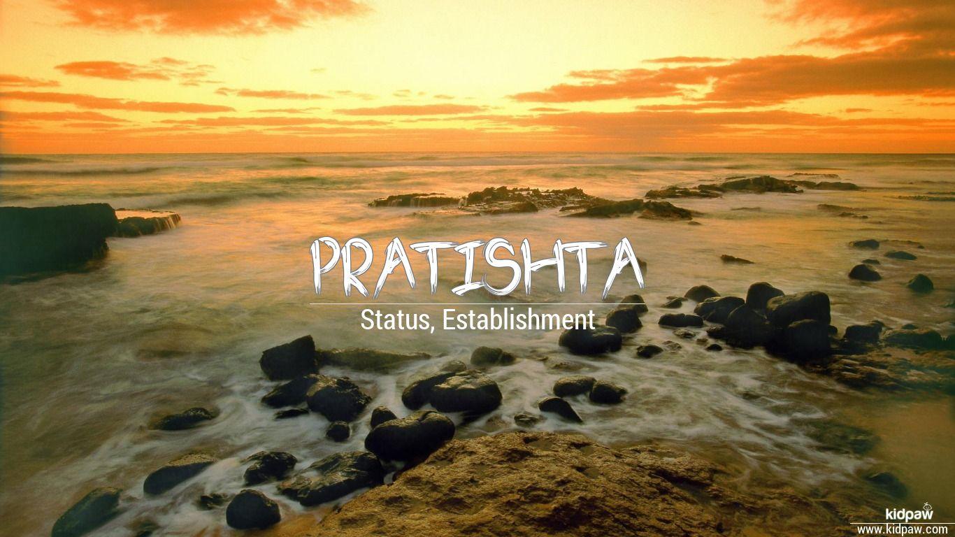 Pratishta beautiful wallper