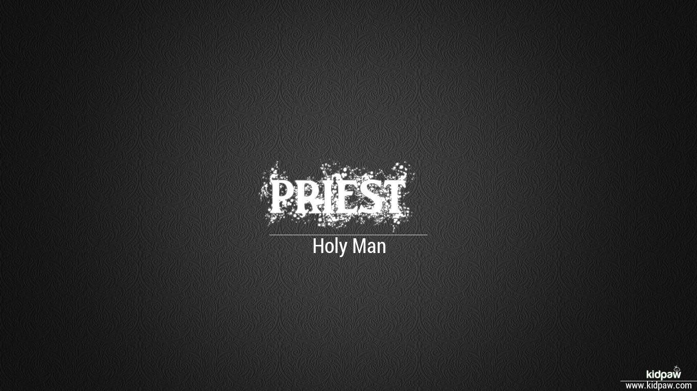 Priest Name Pronunciation in [8 Different] Languages