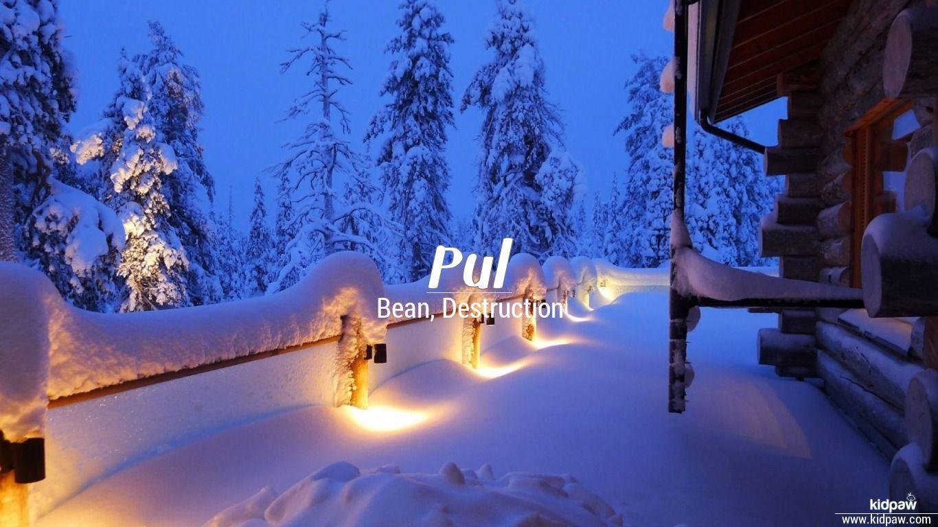 Pul beautiful wallper