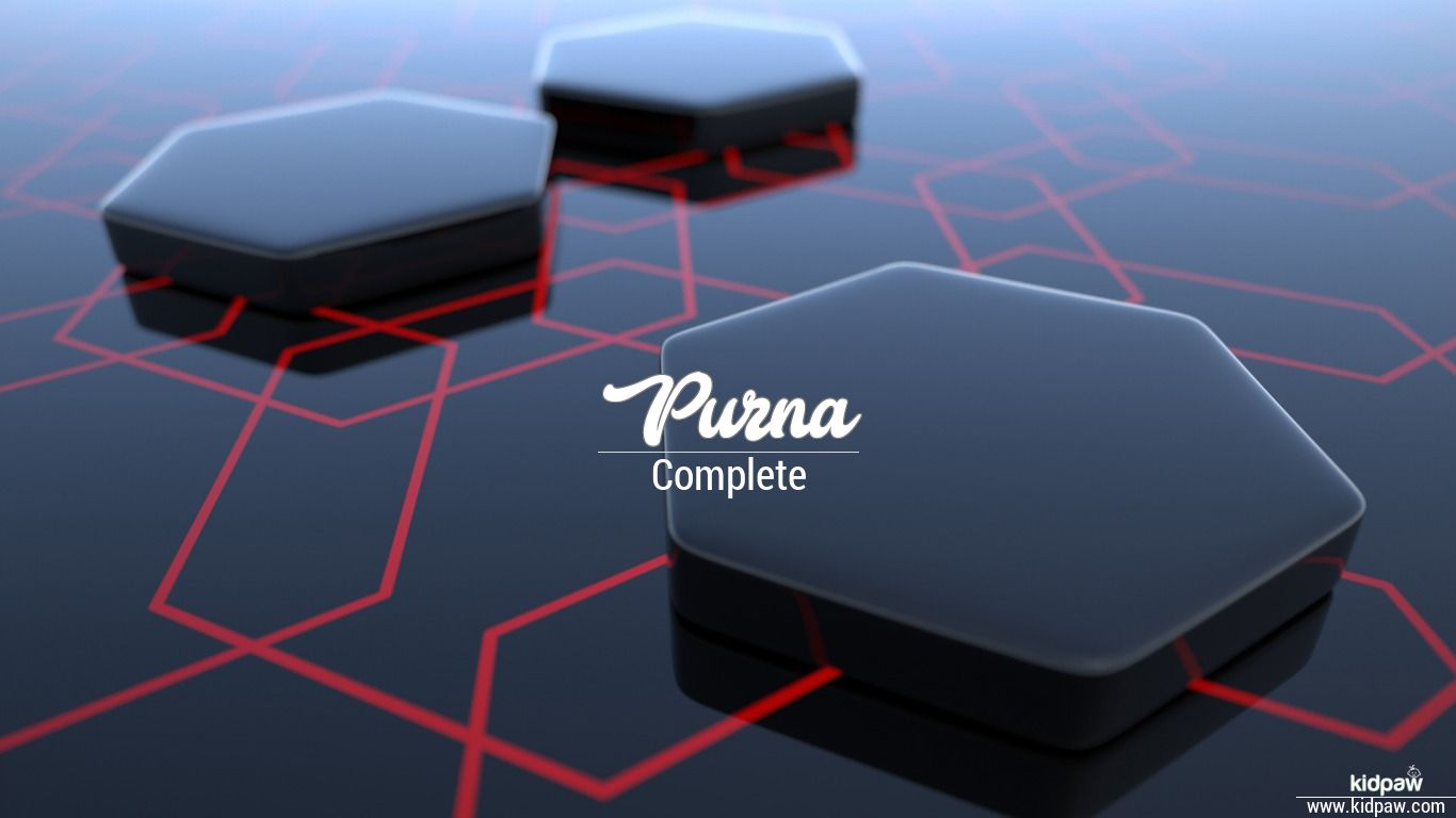purna 3d name