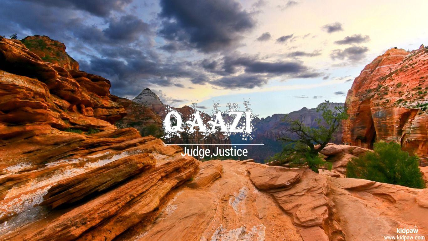 Qaazi beautiful wallper