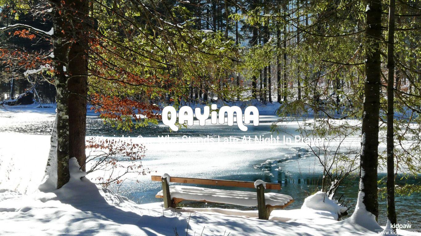 Qayima beautiful wallper