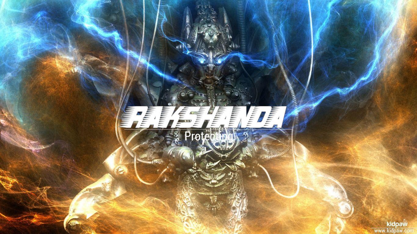rakhshanda name