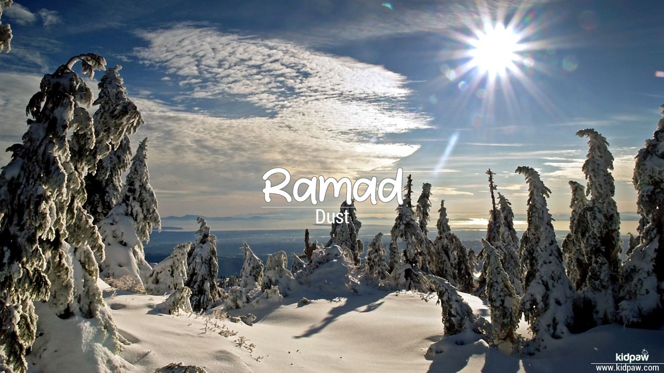 Ramad beautiful wallper