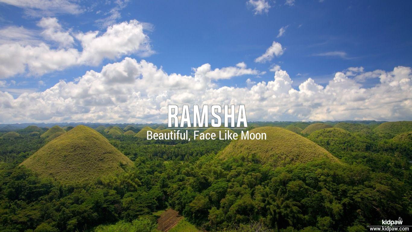 Ramsha beautiful wallper
