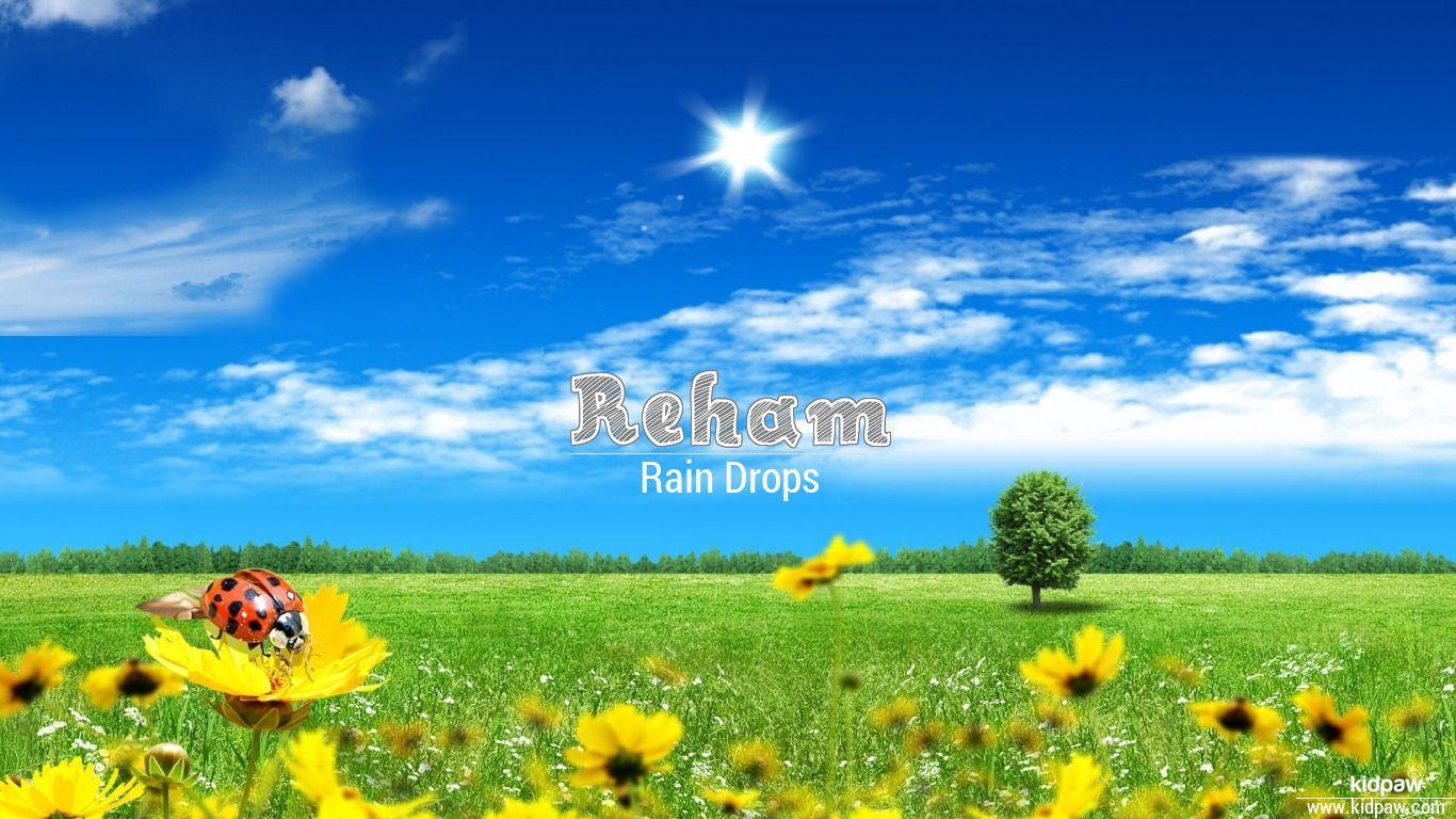 ريهام | Reham Name Meaning in Urdu, Arabic names for Girls