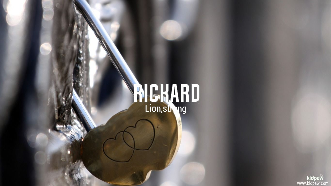 Rickard beautiful wallper