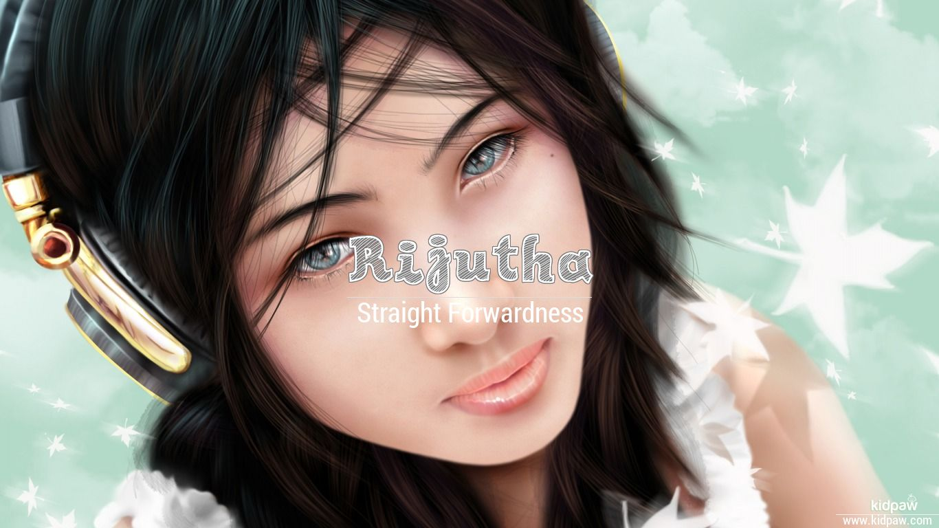 Rijutha beautiful wallper