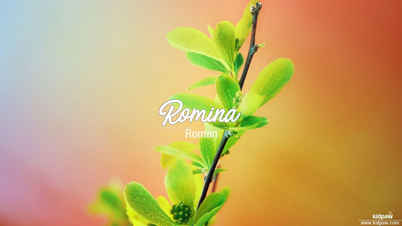Romina beautiful wallper