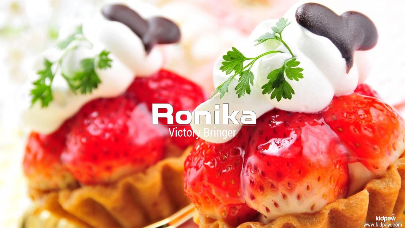 Ronika beautiful wallper