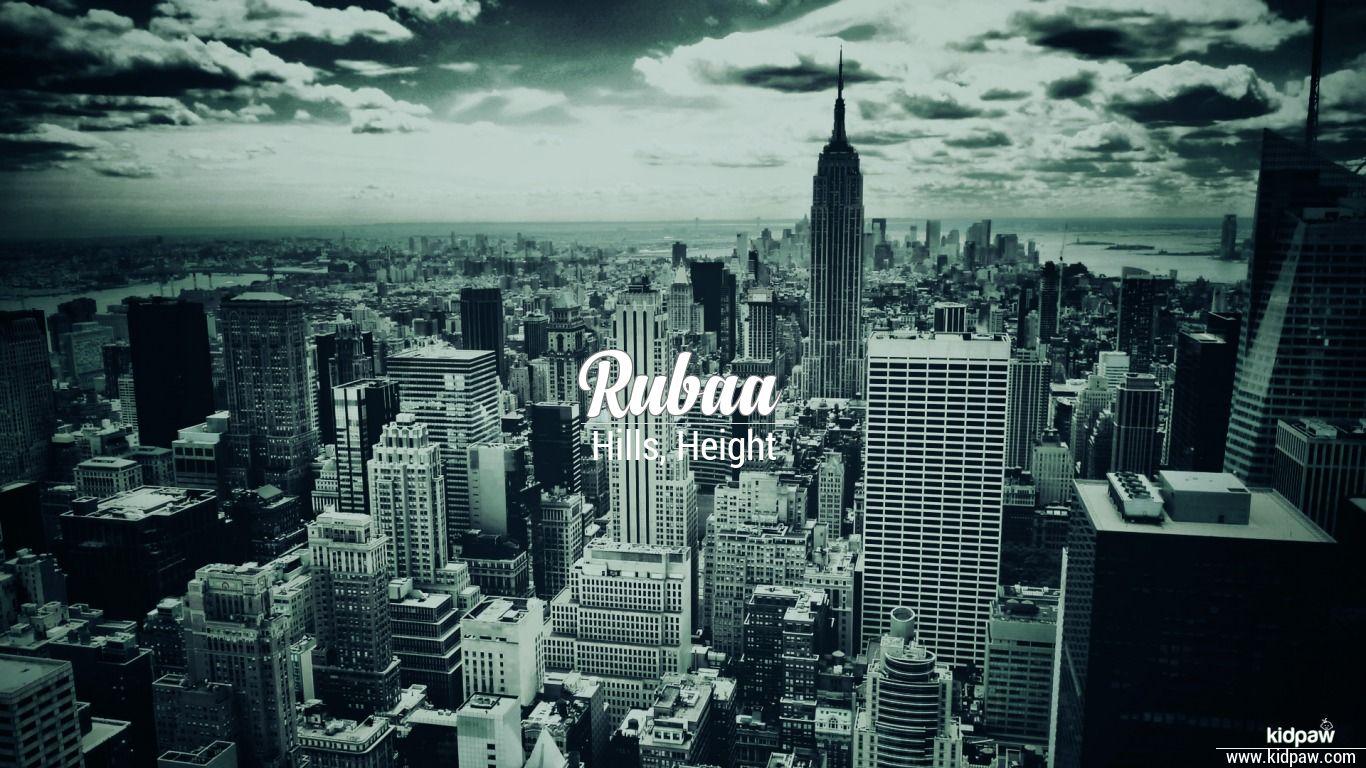 Rubaa beautiful wallper