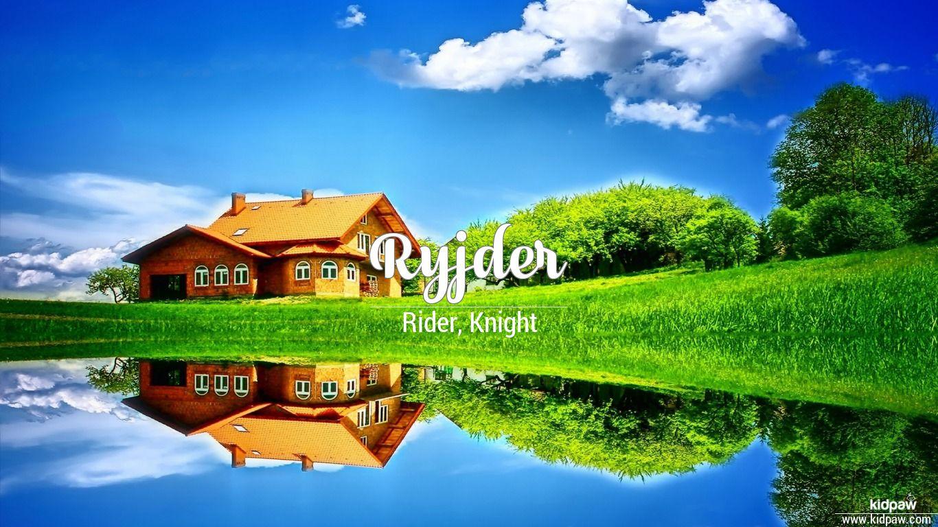Ryjder beautiful wallper