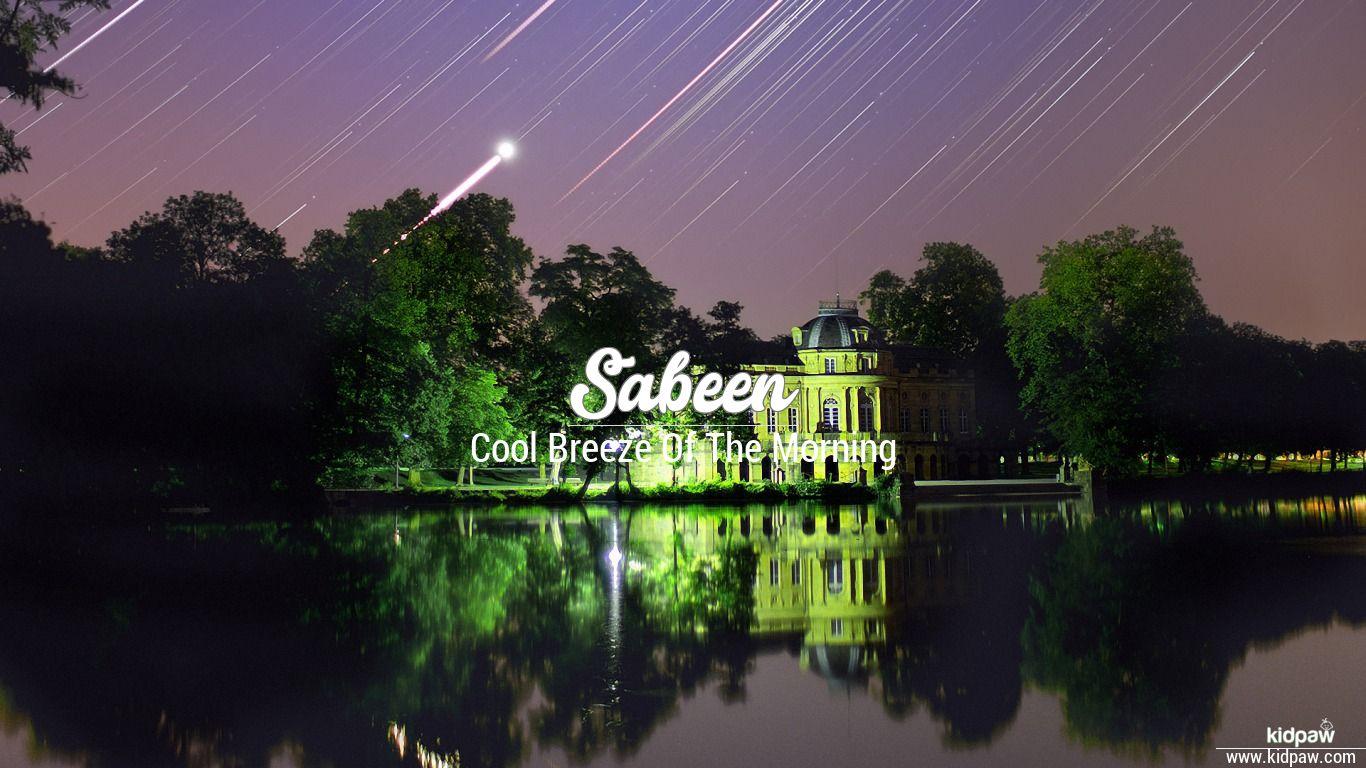 Sabeen beautiful wallper