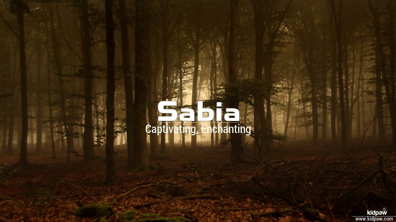 صبيا | Sabia Name Meaning in Urdu, Arabic names for Girls