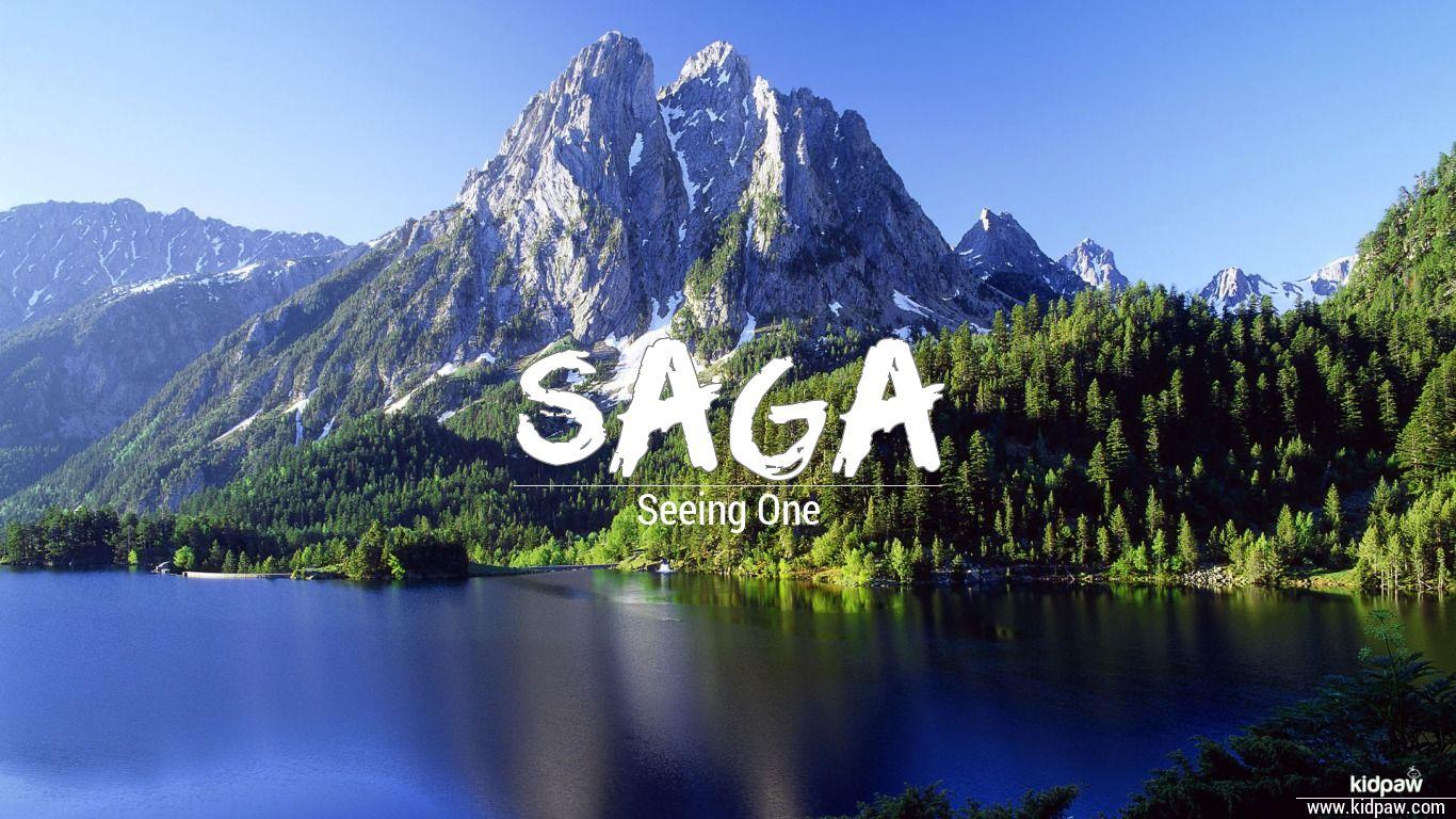 Saga beautiful wallper