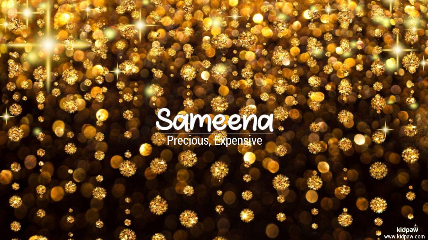 sameena name