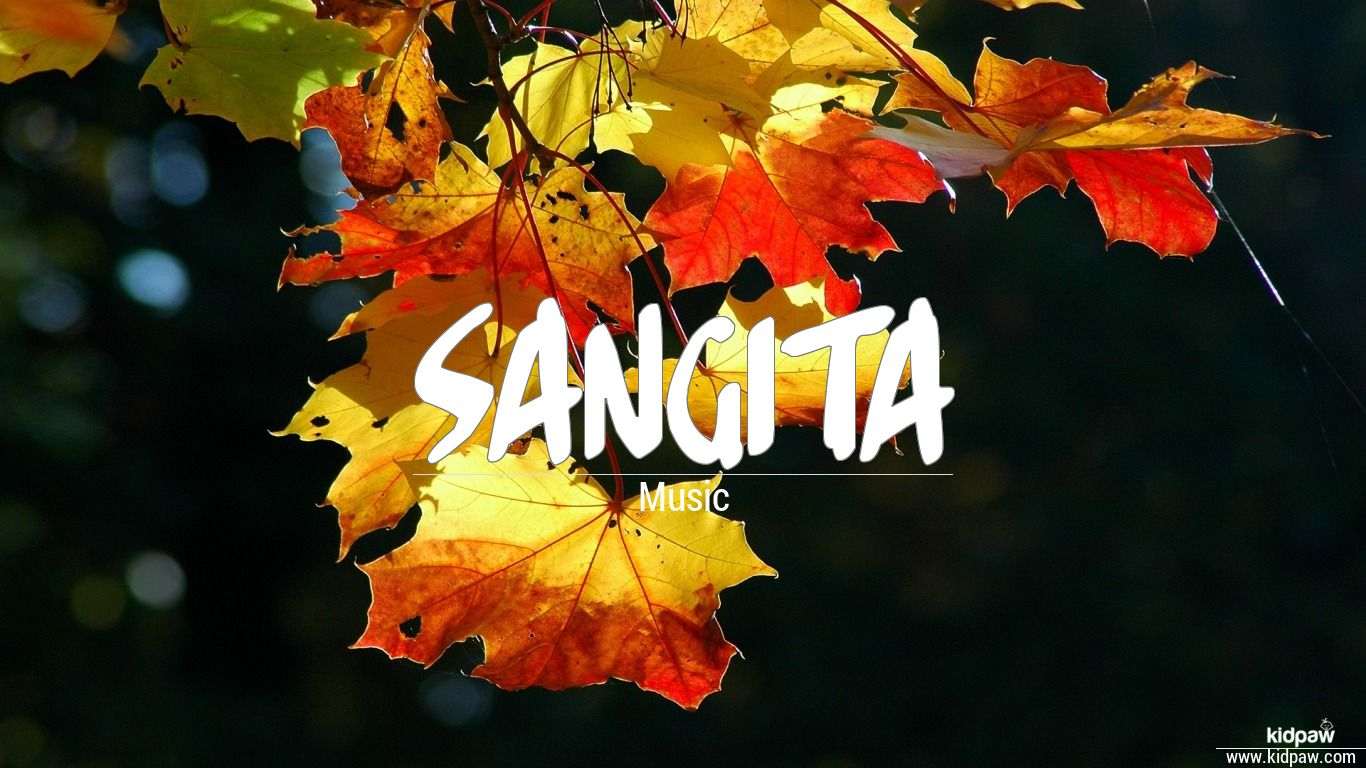 Sangita beautiful wallper