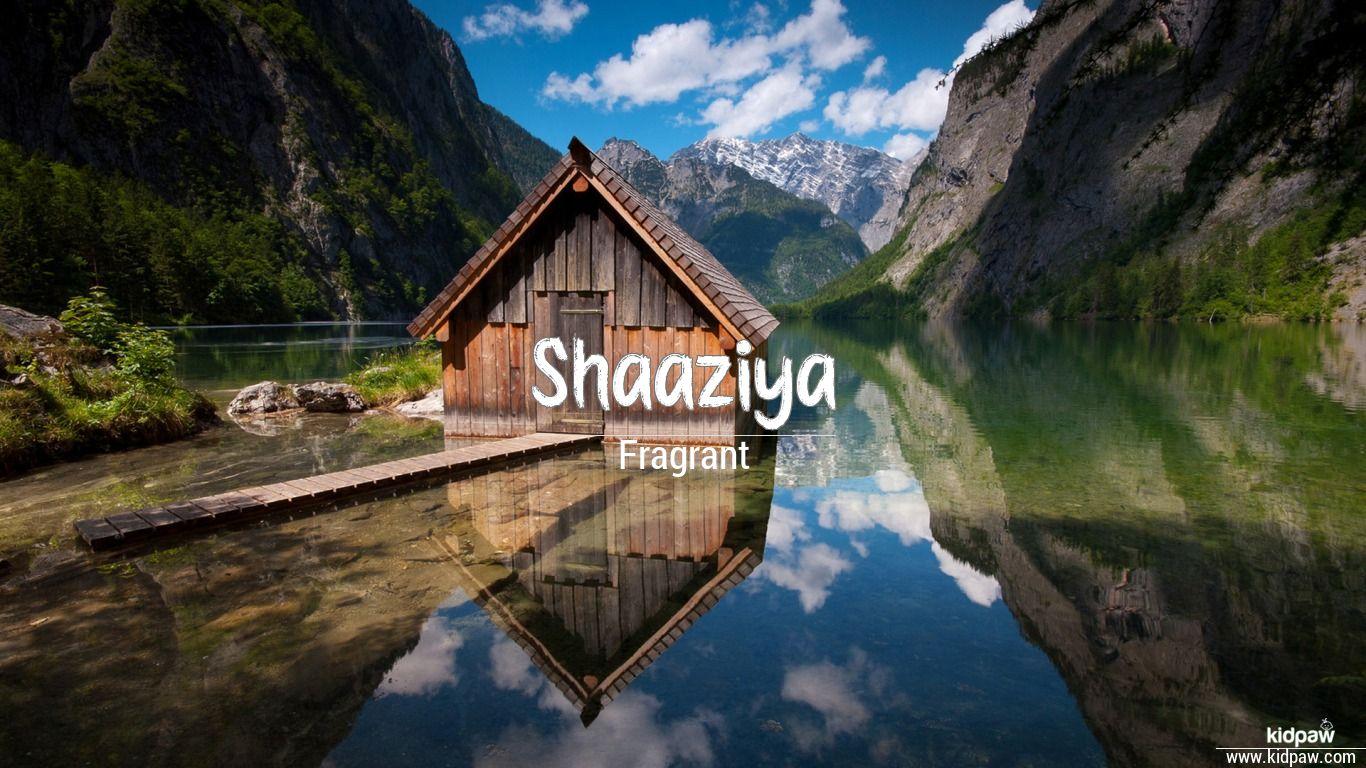 Shaaziya beautiful wallper