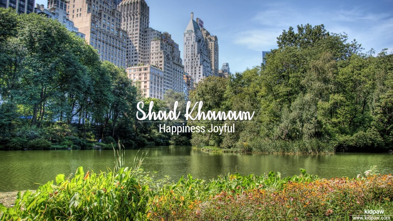 Shad Khanam beautiful wallper