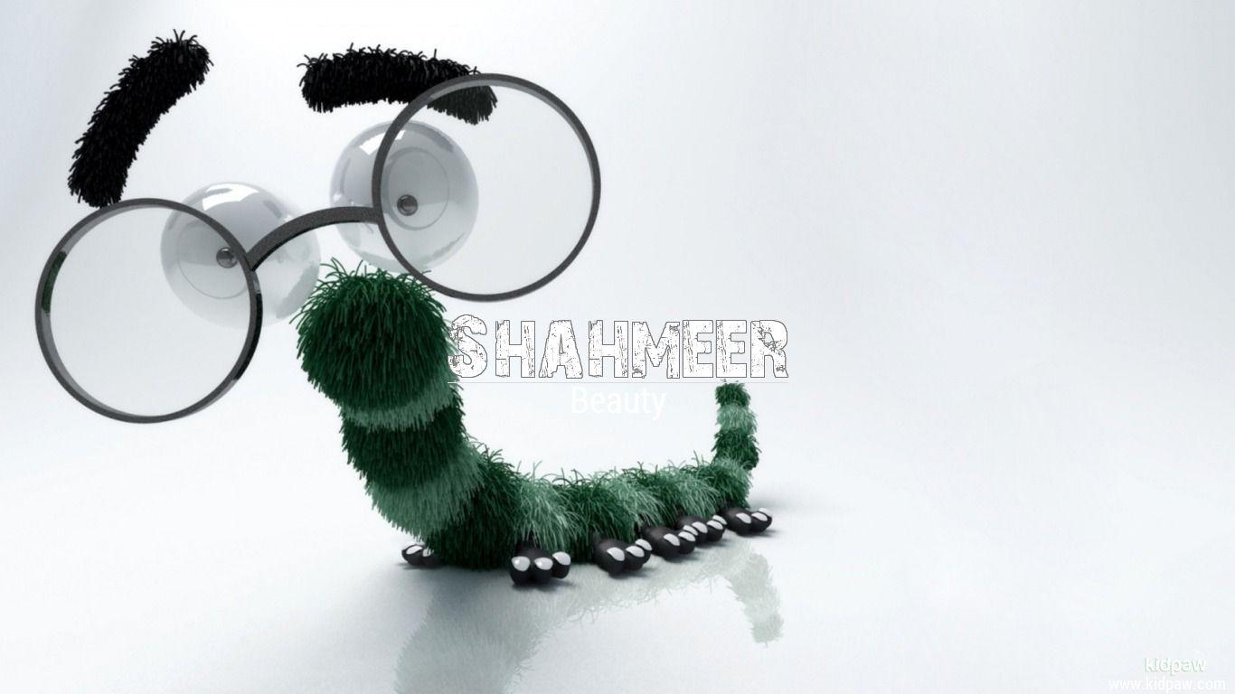 shahmeer name hd