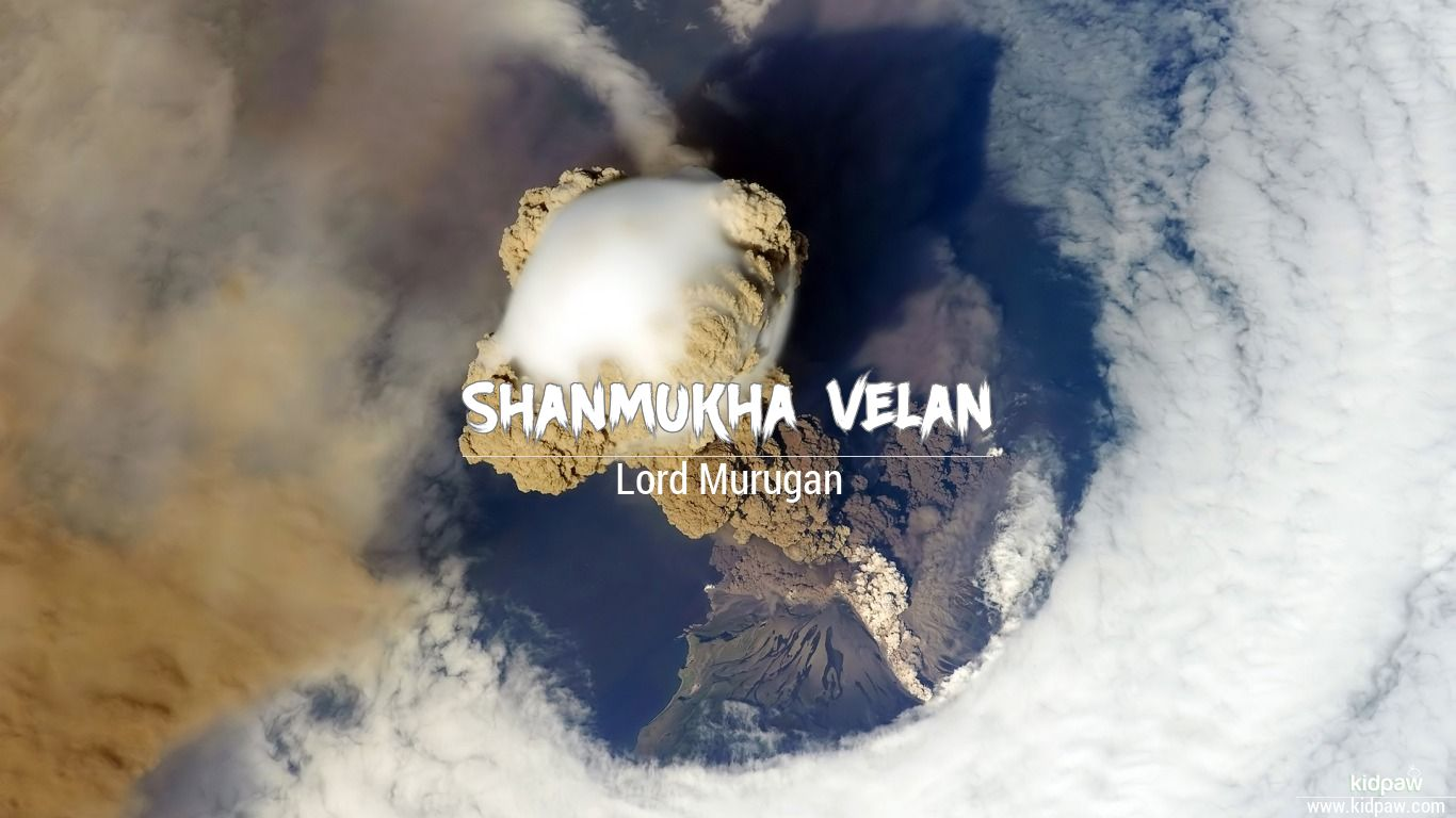 Shanmukha Velan beautiful wallper