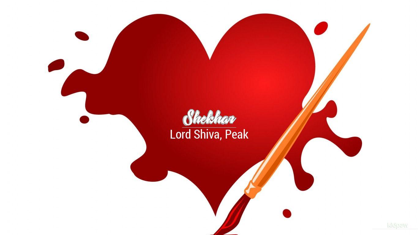 Shekhar beautiful wallper