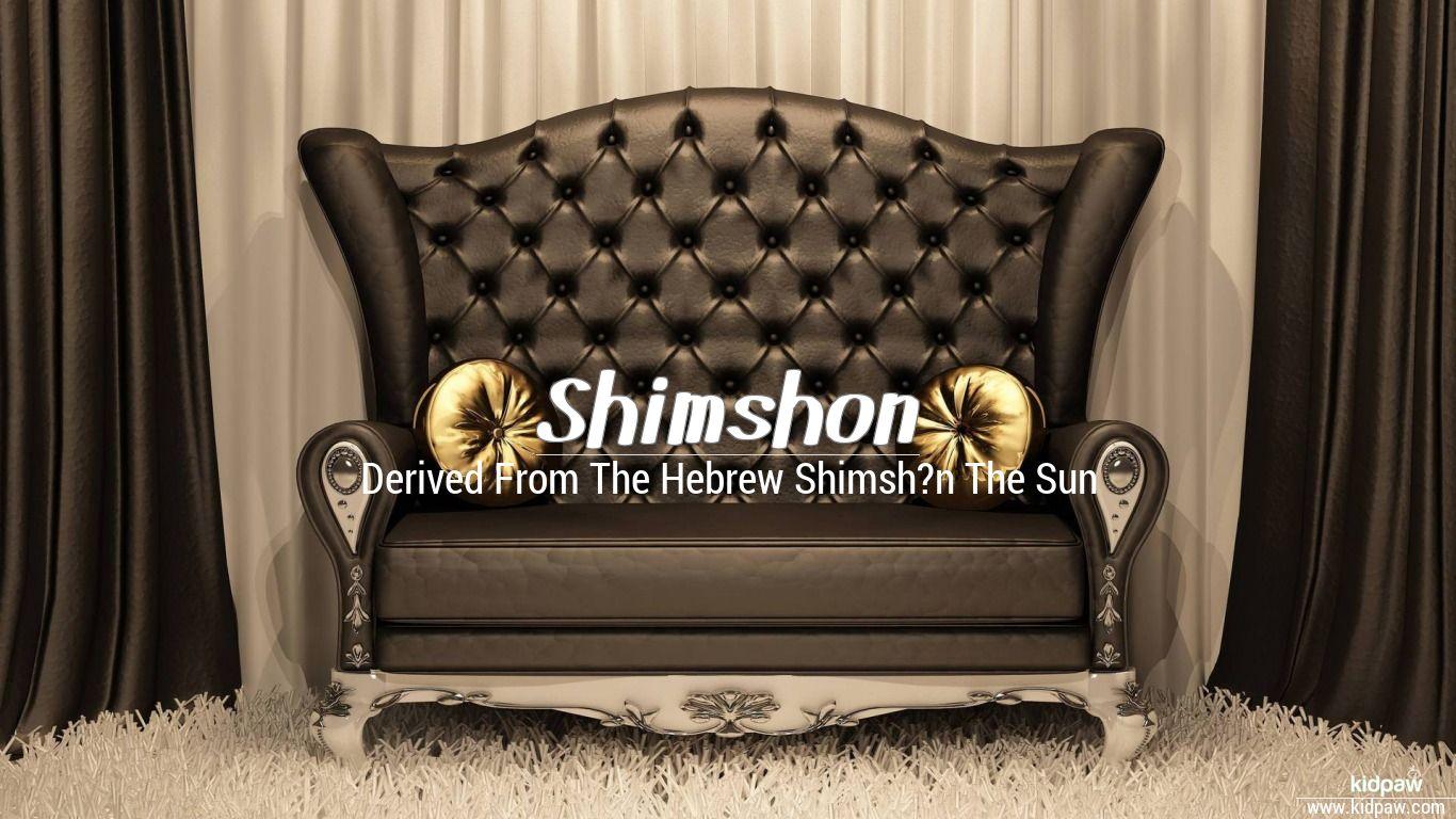 Shimshon beautiful wallper