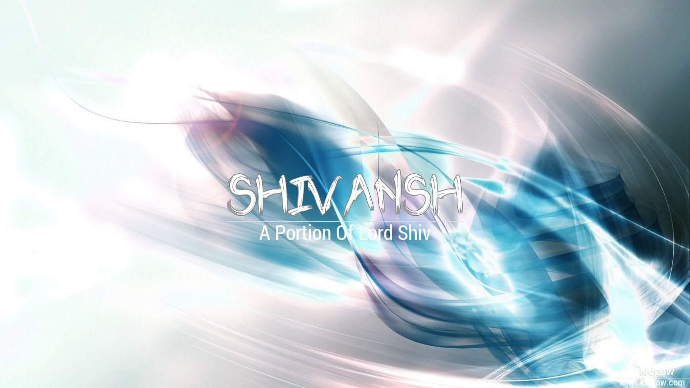 shivansh name