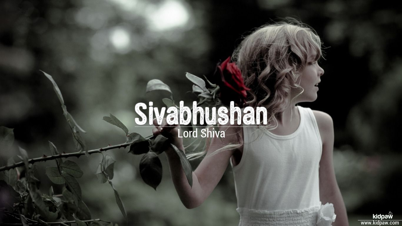Sivabhushan beautiful wallper
