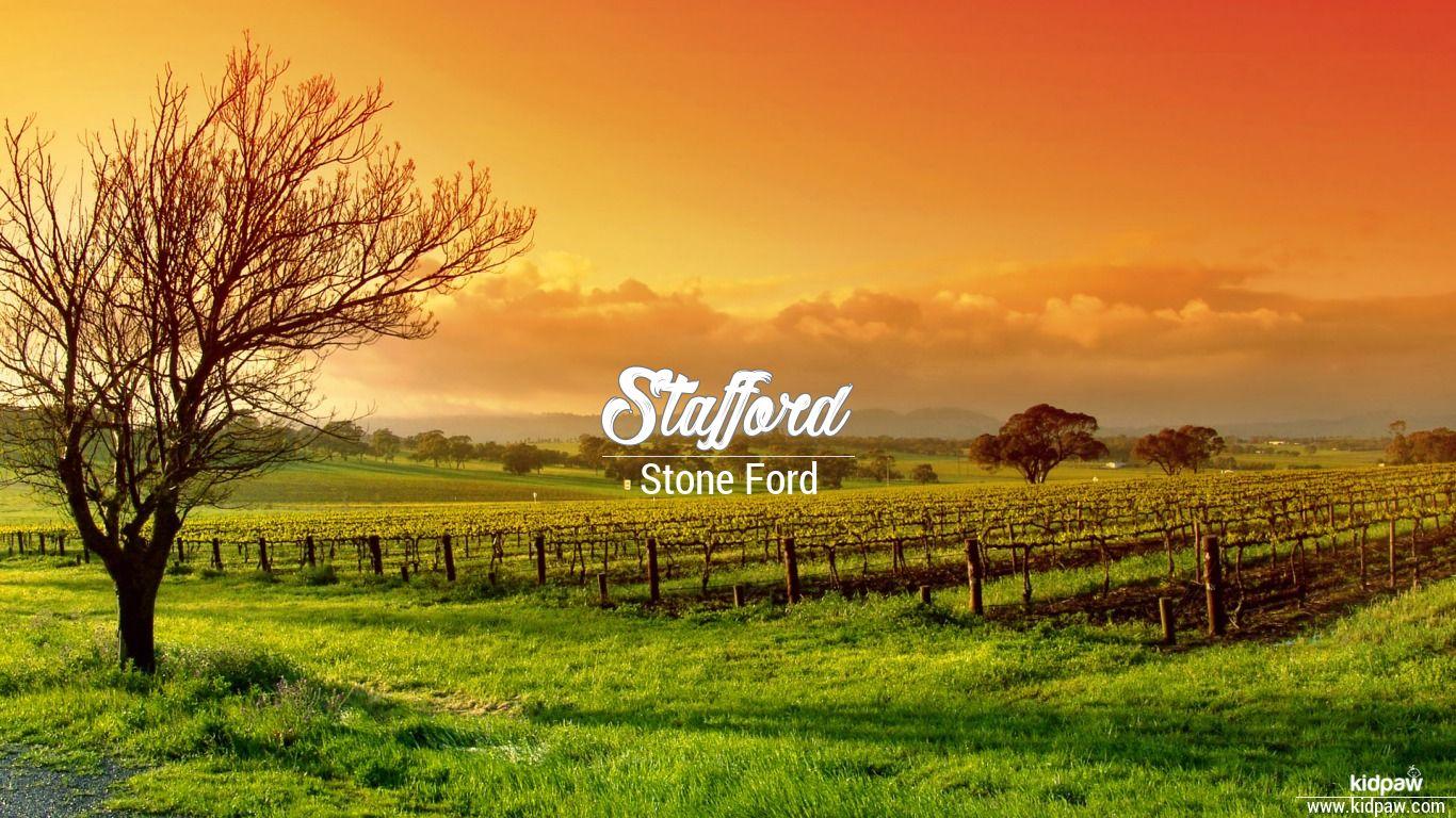 Stafford beautiful wallper