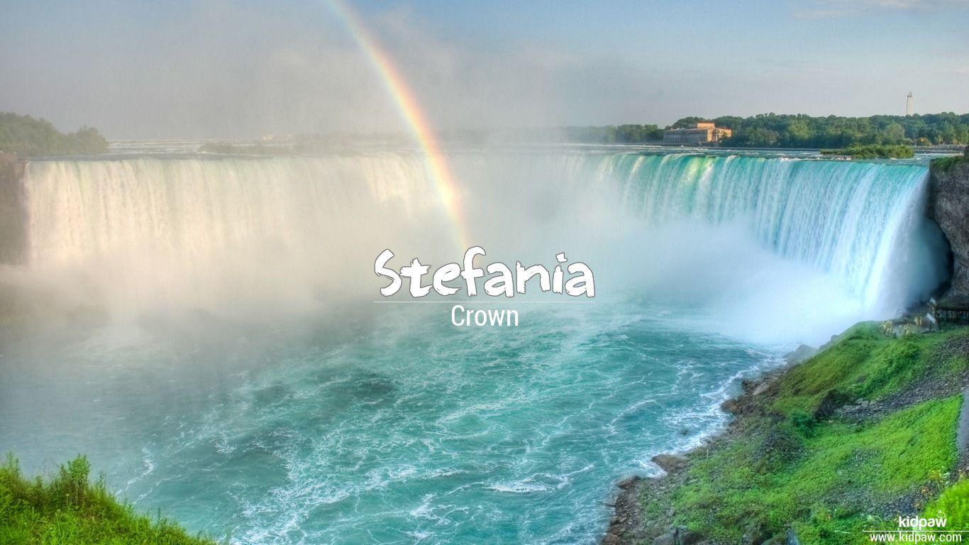 Stefania beautiful wallper
