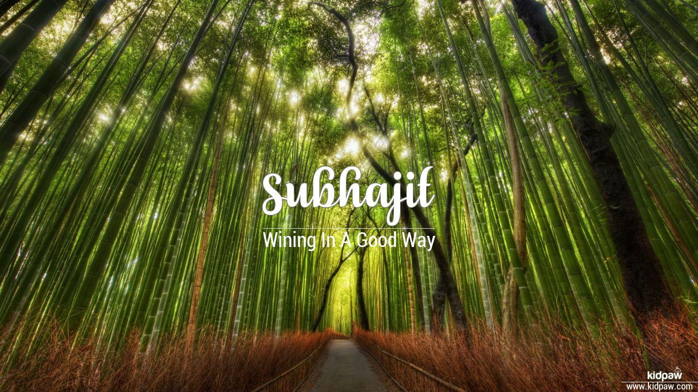 subhajit name