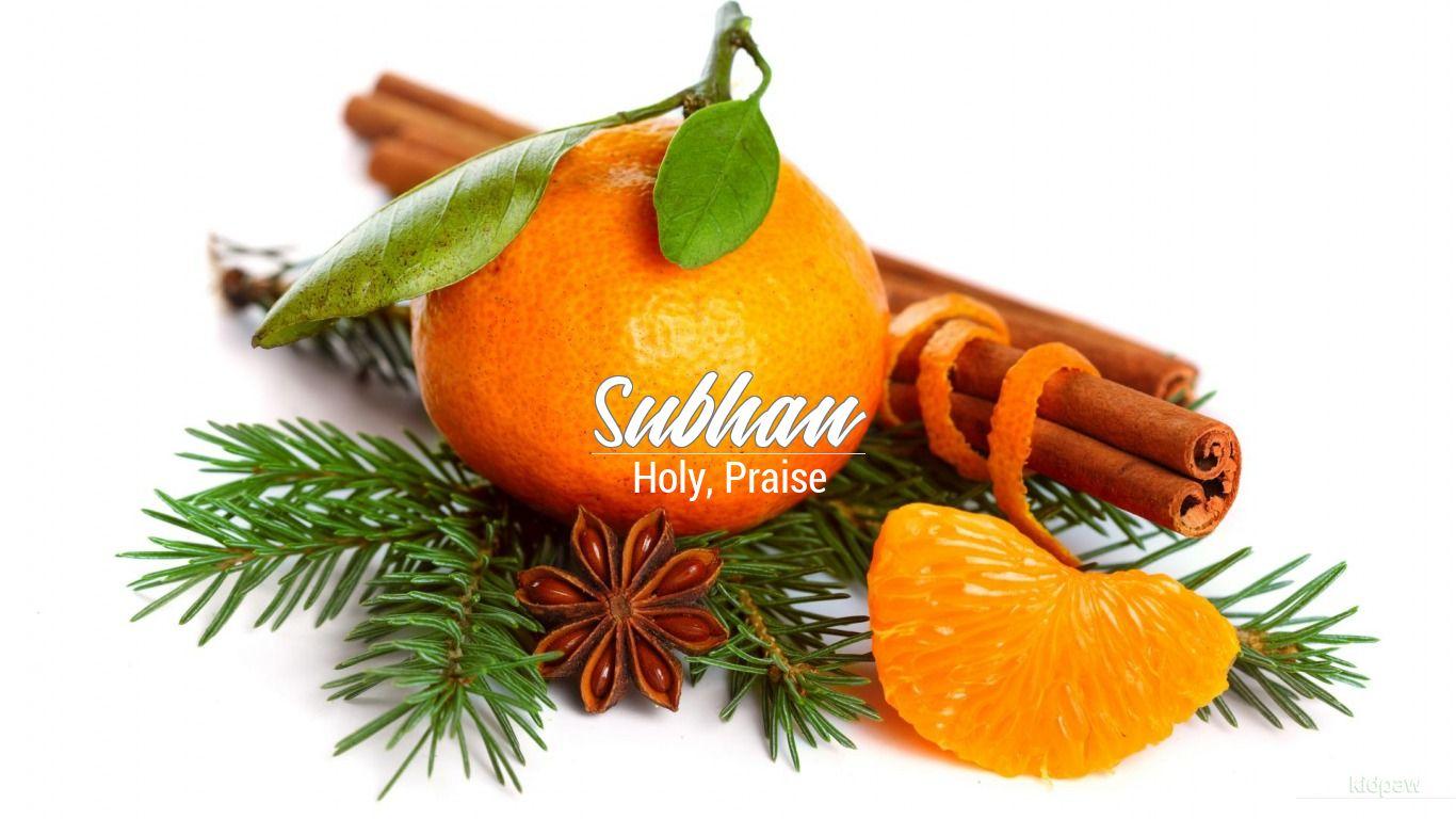 Subhan beautiful wallper