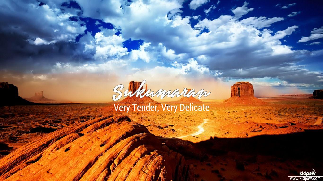 Sukumaran beautiful wallper