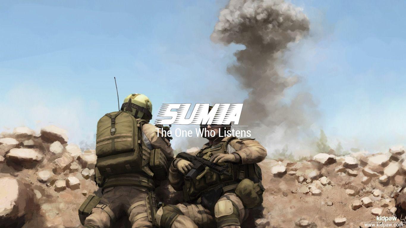 Sumia beautiful wallper