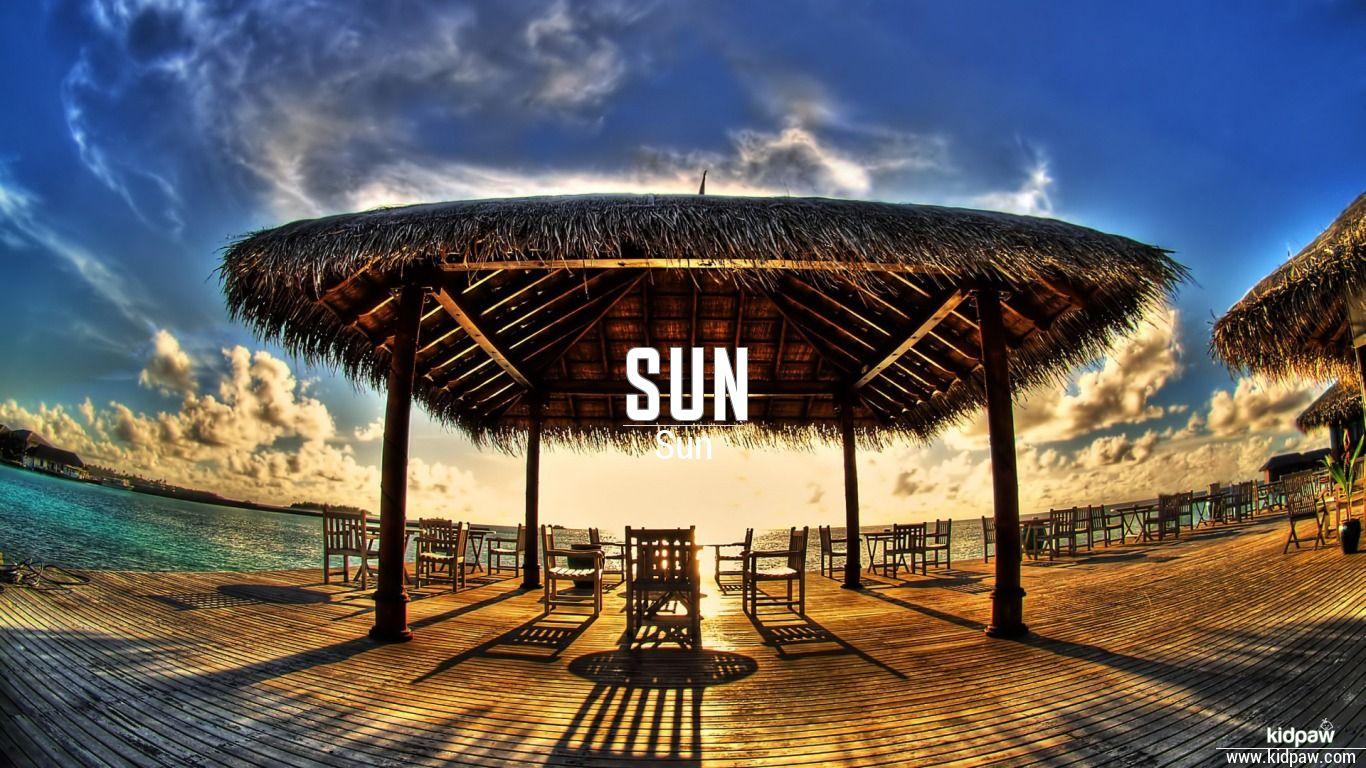 Sun beautiful wallper