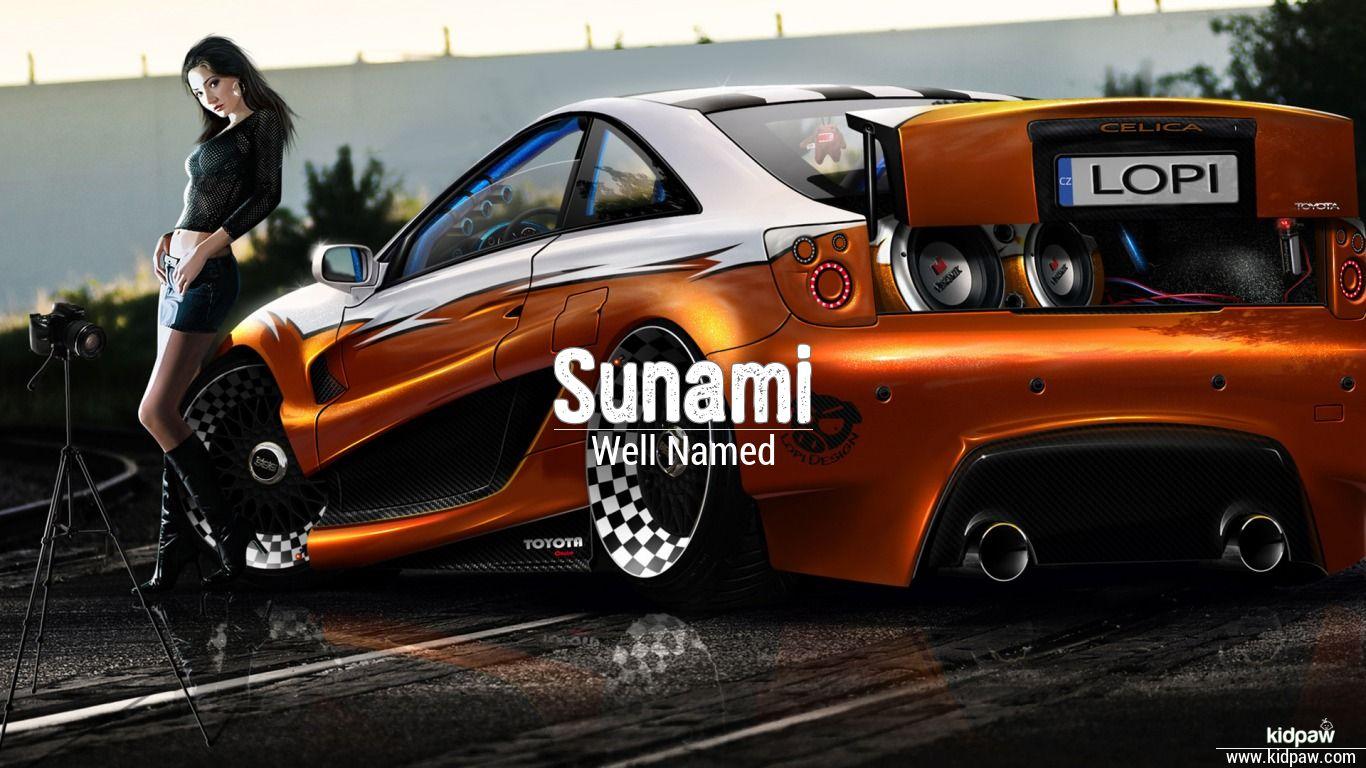 Sunami beautiful wallper