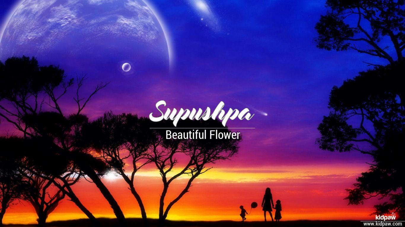 Supushpa beautiful wallper