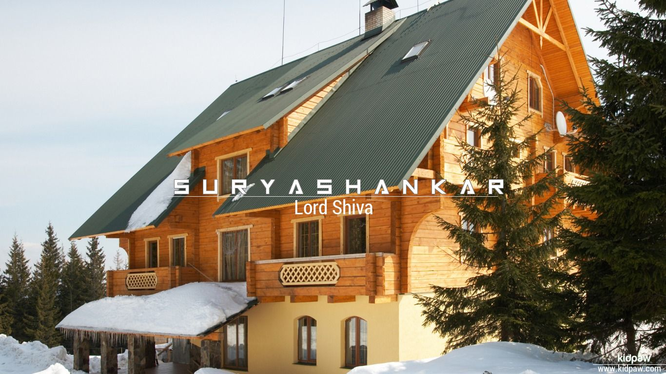 Suryashankar beautiful wallper