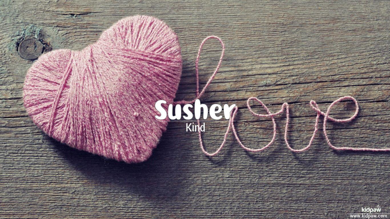 Susher beautiful wallper