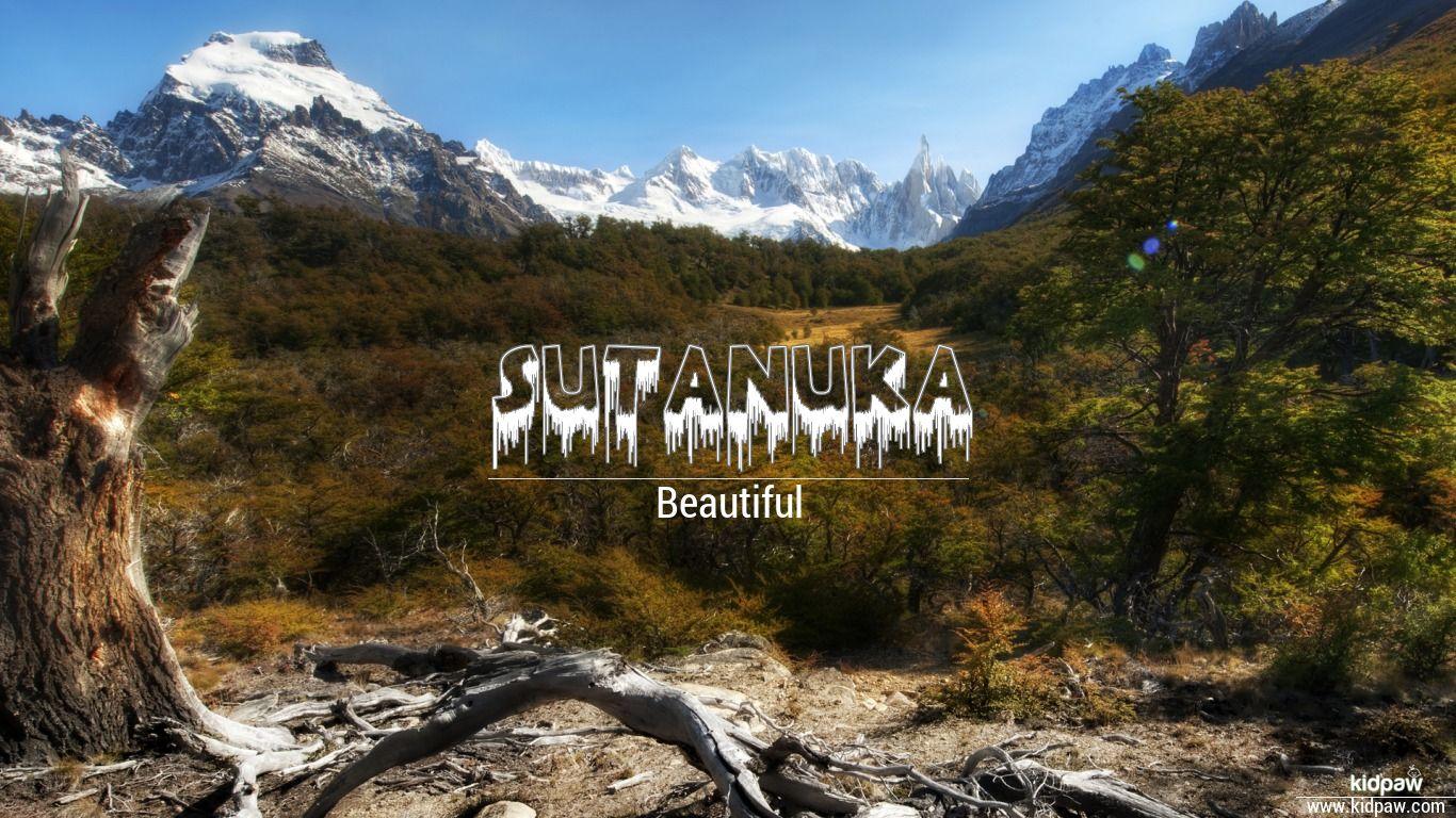 Sutanuka beautiful wallper