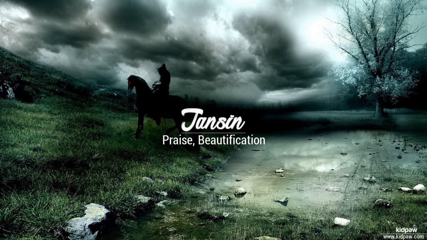 Tansin beautiful wallper