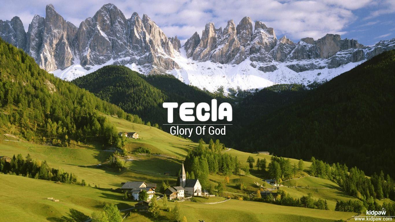 Tecla beautiful wallper