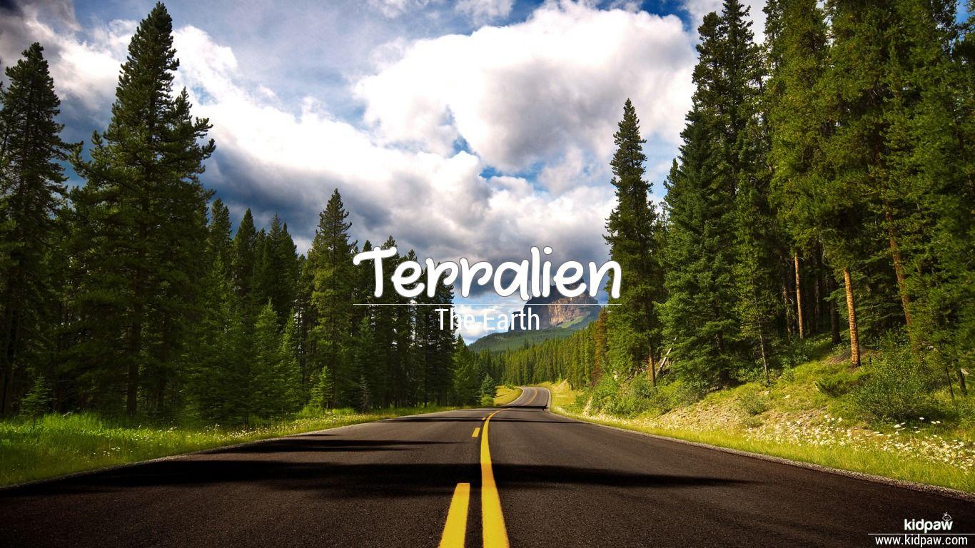 Terralien beautiful wallper