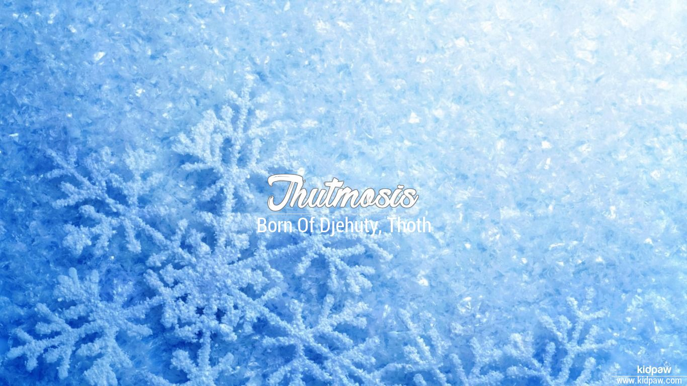 Thutmosis beautiful wallper