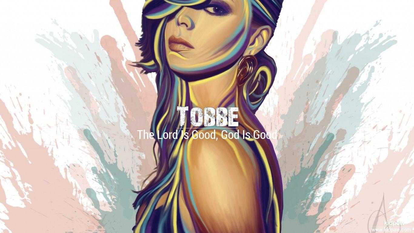 Tobbe beautiful wallper