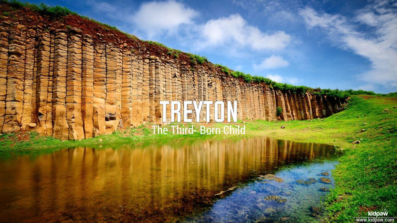 Christian Baby Boy Name Treyton Meanings, Religion, Origin ...