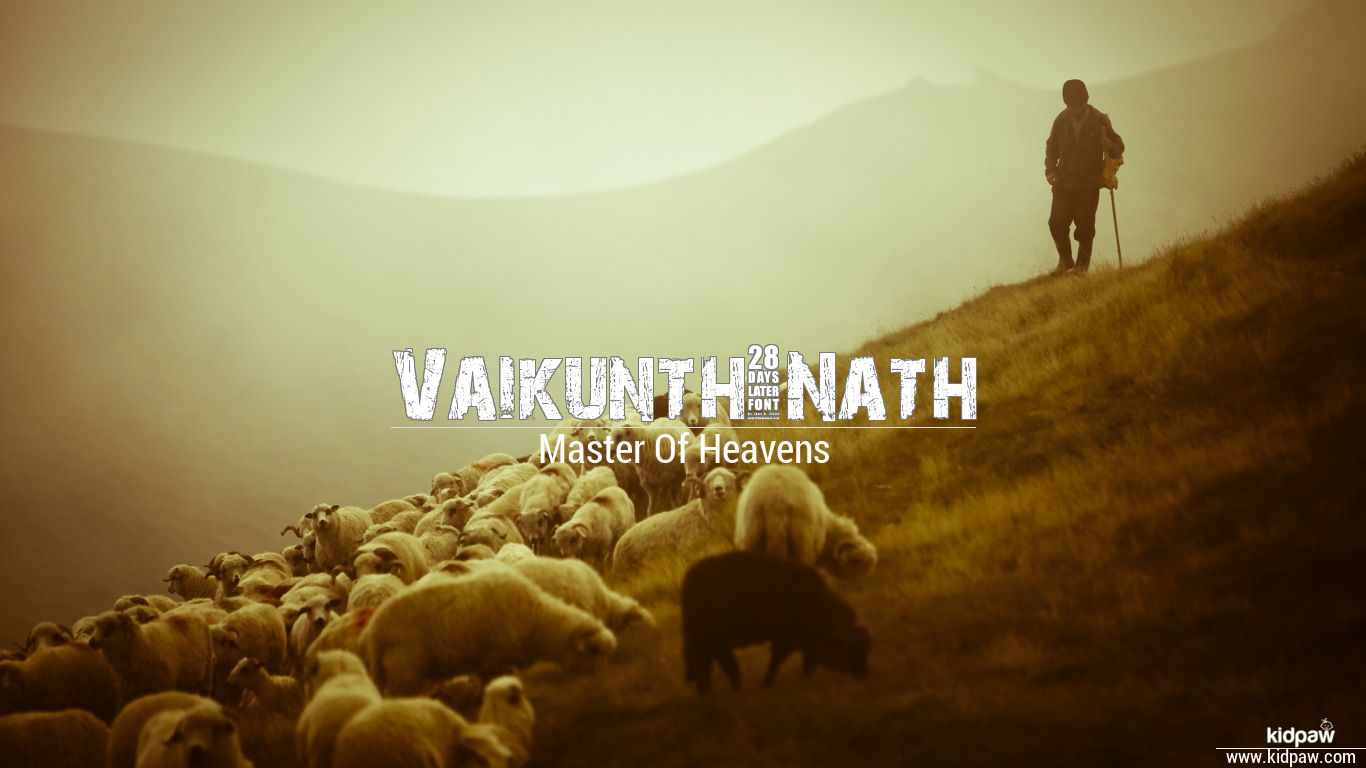 Vaikunth-Nath beautiful wallper